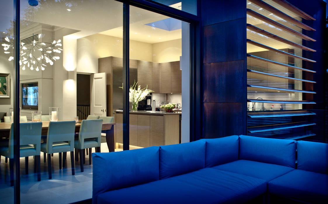 Terrasse von Nash Baker Architects Ltd