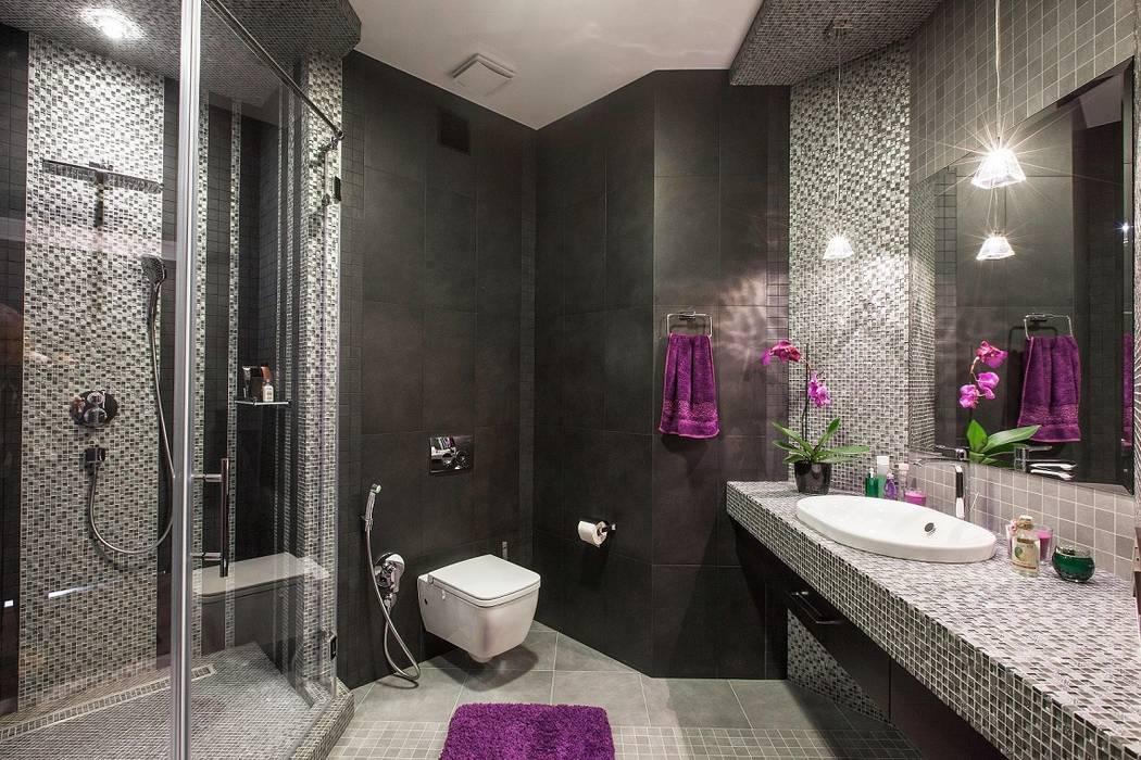Сompound interior Ванная комната в стиле минимализм от Alena Gorskaya Design Studio Минимализм