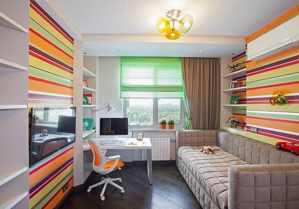 Chambre d'enfant minimaliste par Alena Gorskaya Design Studio Minimaliste
