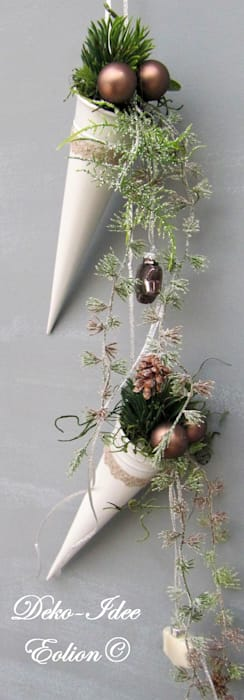 Dekoration Für Advent Und Weihnachten Fenster Tür Von Deko Idee