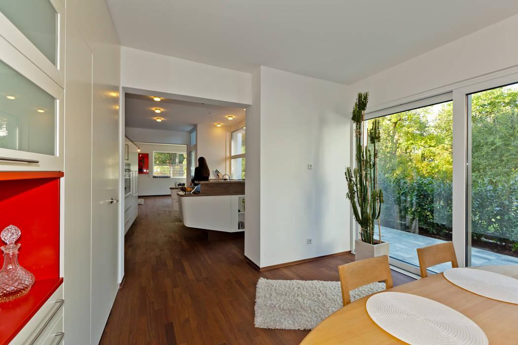 wohnhaus hietzing Moderne Esszimmer von Atelier Fürtner-Tonn Modern