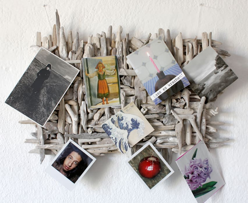 driftwood collection christian hacker fotodesign ArtworkOther artistic objects Wood Grey