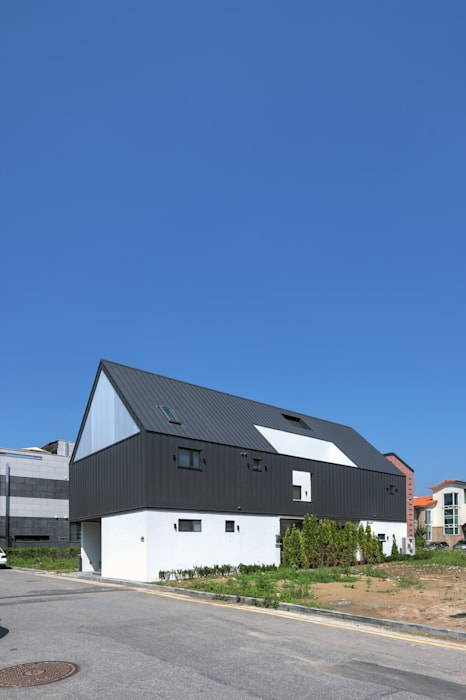 mlnp architects Modern home