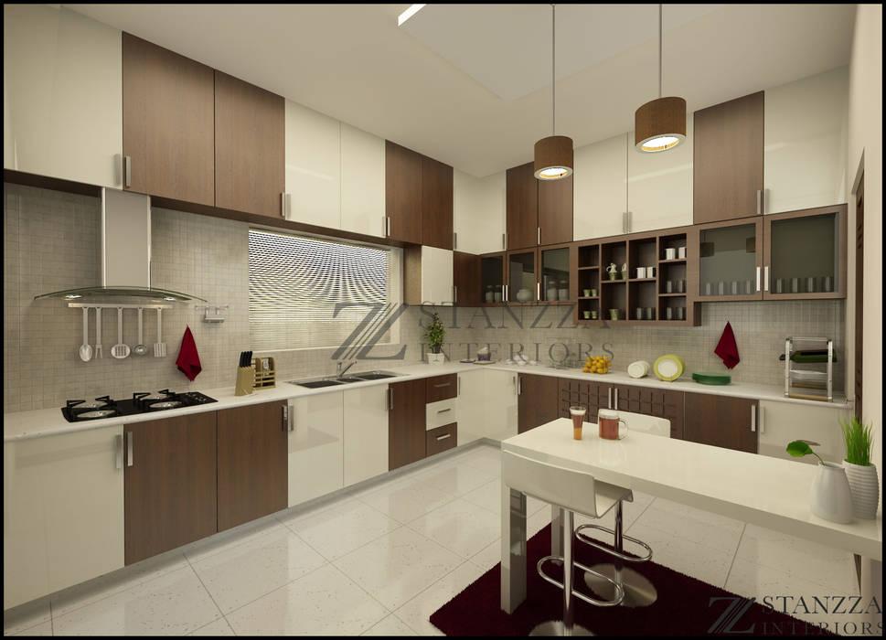 Nizar, Manilala:  Kitchen by stanzza ,Modern