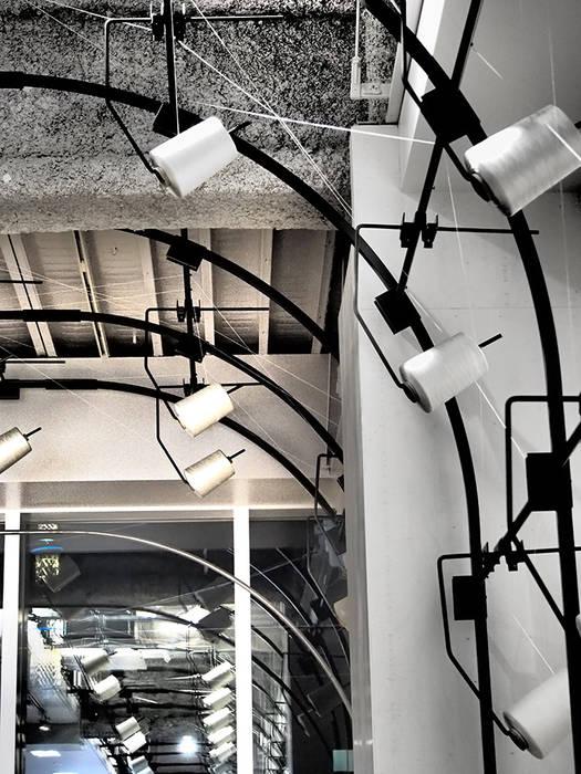 Centros de exposições industriais por (株)グリッドフレーム Industrial