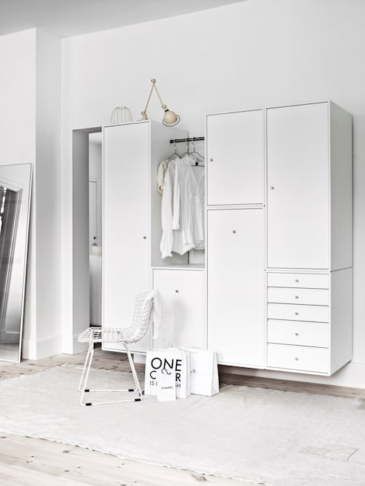 Dressing room by Montana A/s