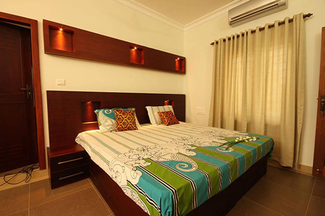 Anaz Modern style bedroom by stanzza Modern