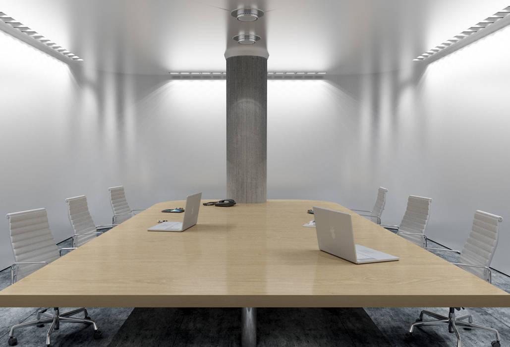 Dental Clinic Design Clínicas modernas por ASVS Arquitectos Associados Moderno