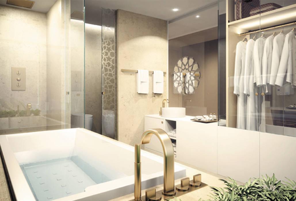 Eclectische hotels van ASVS Arquitectos Associados Eclectisch