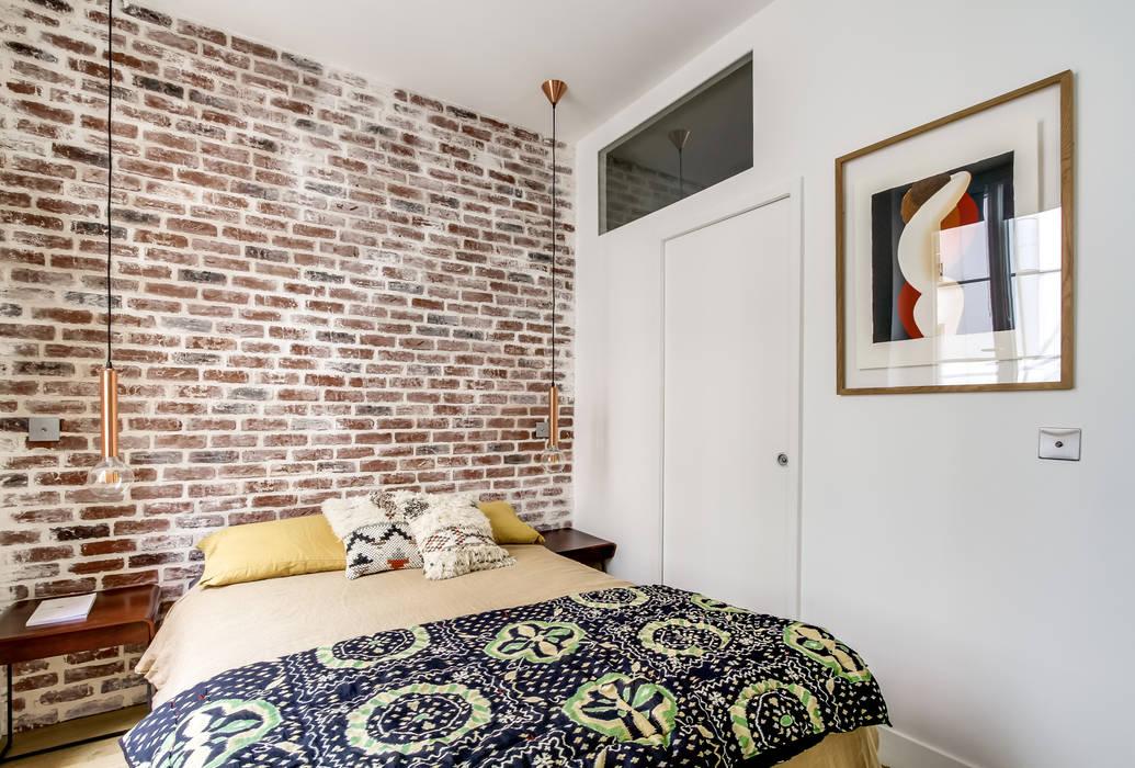 modern  by Transition Interior Design , Modern Bricks
