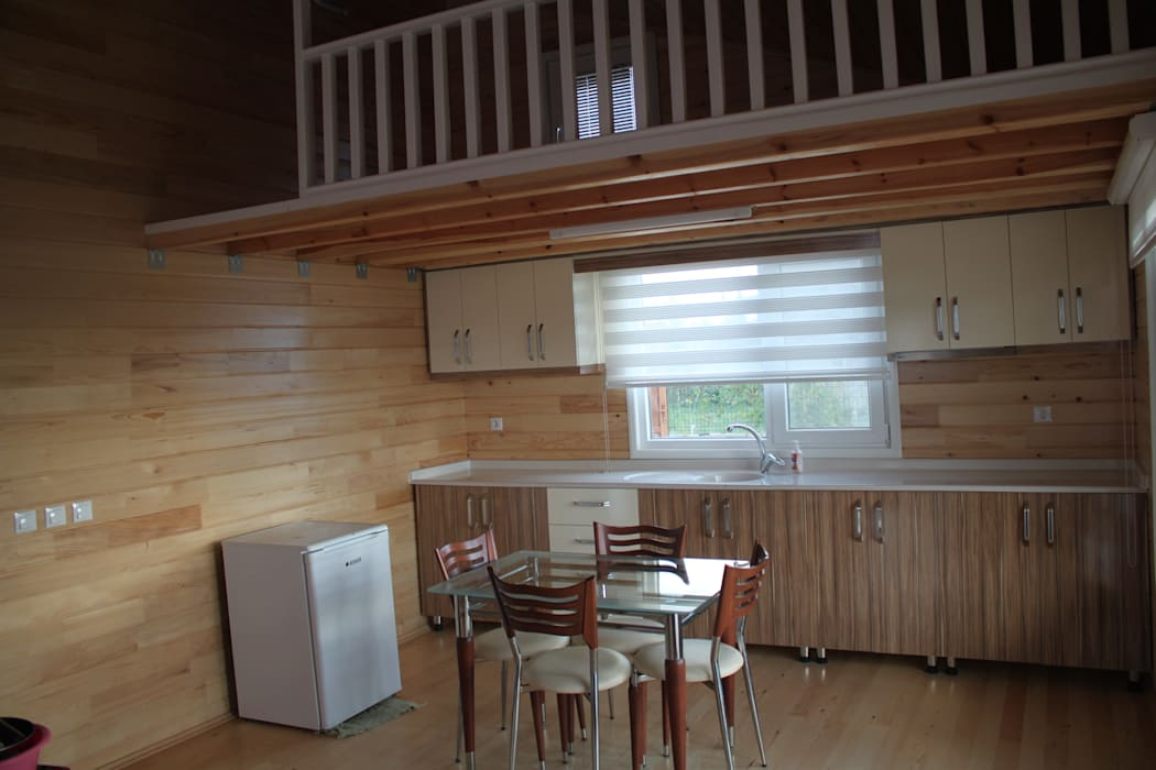 Kitchen by Kuloğlu Orman Ürünleri, Country