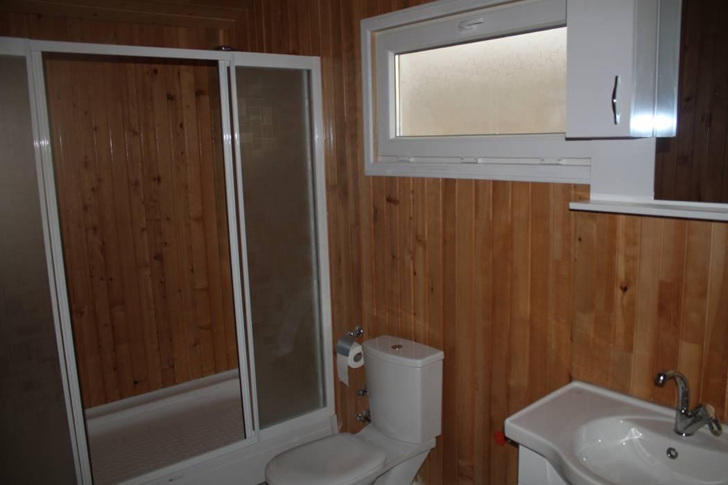 Country style bathroom by Kuloğlu Orman Ürünleri Country