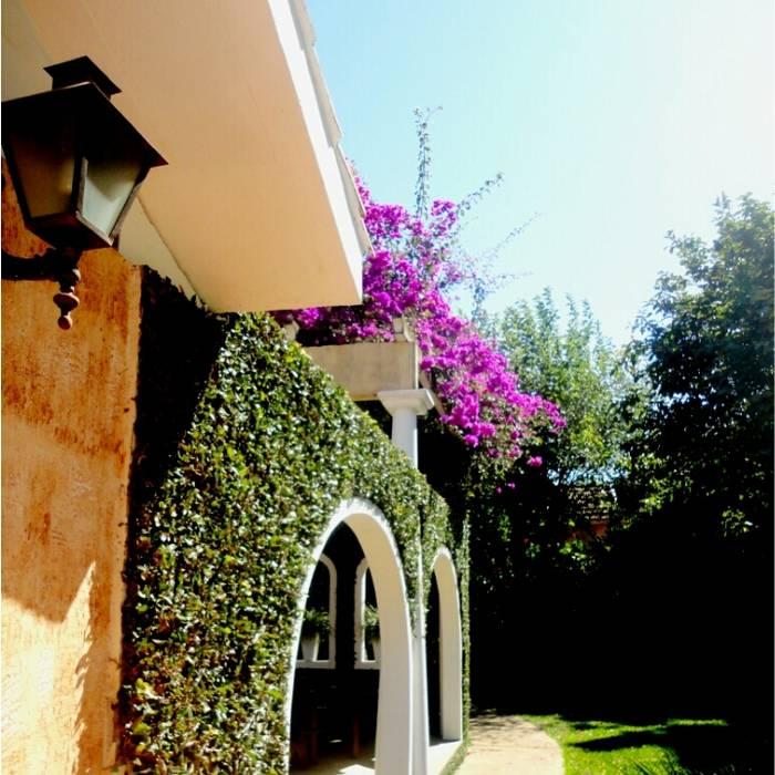 Rumah Gaya Mediteran Oleh Marisol Réquia Arquitetura Mediteran Batu Bata