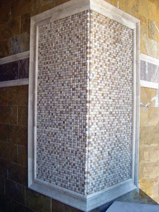 Celebi Yapı – Special Basket Mosaic:  tarz Duvarlar,