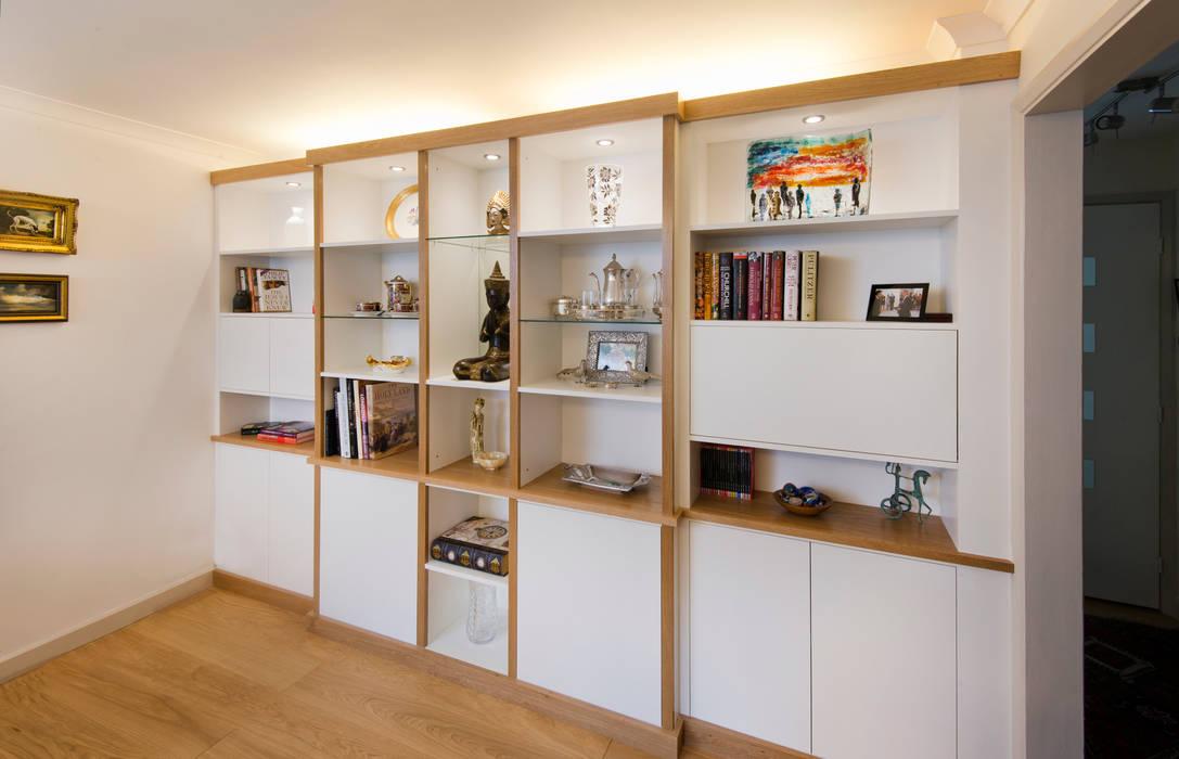 Salones de estilo  de Martin Greshoff Furniture,