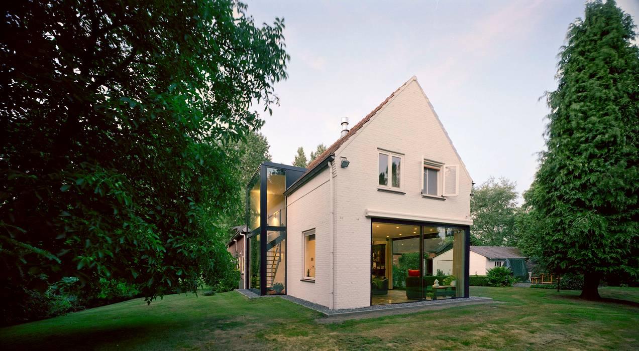 verbouwing woonhuis particlier:  Huizen door JMW architecten