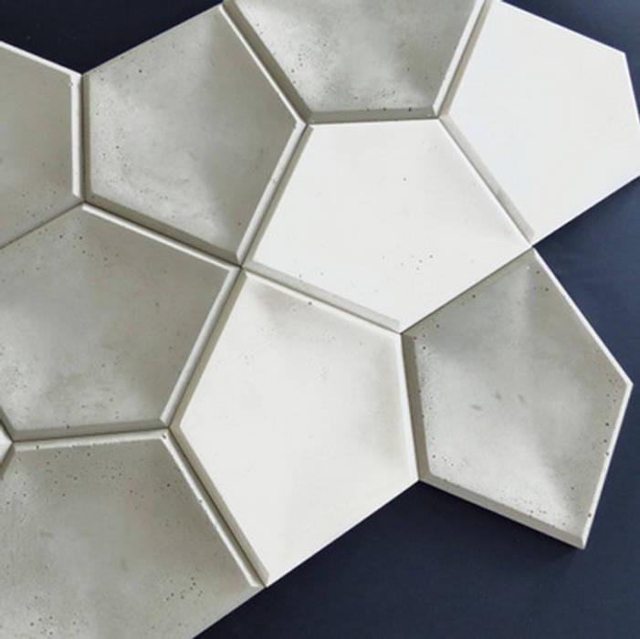 Płyty betonowe Artis Visio Minimalistyczne ściany i podłogi od DecoMania.pl Minimalistyczny