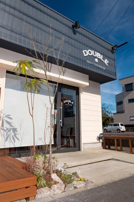 GOODOUBLE - 写真04: 平山庭店が手掛けた折衷的なです。,オリジナル