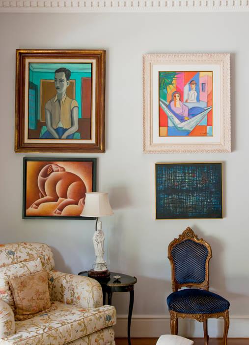 Allan Malouf Arquitetura e Interiores Walls