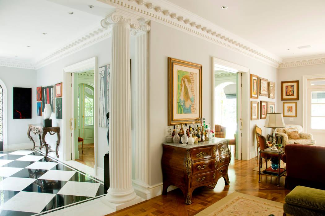 Classic walls & floors by Allan Malouf Arquitetura e Interiores Classic