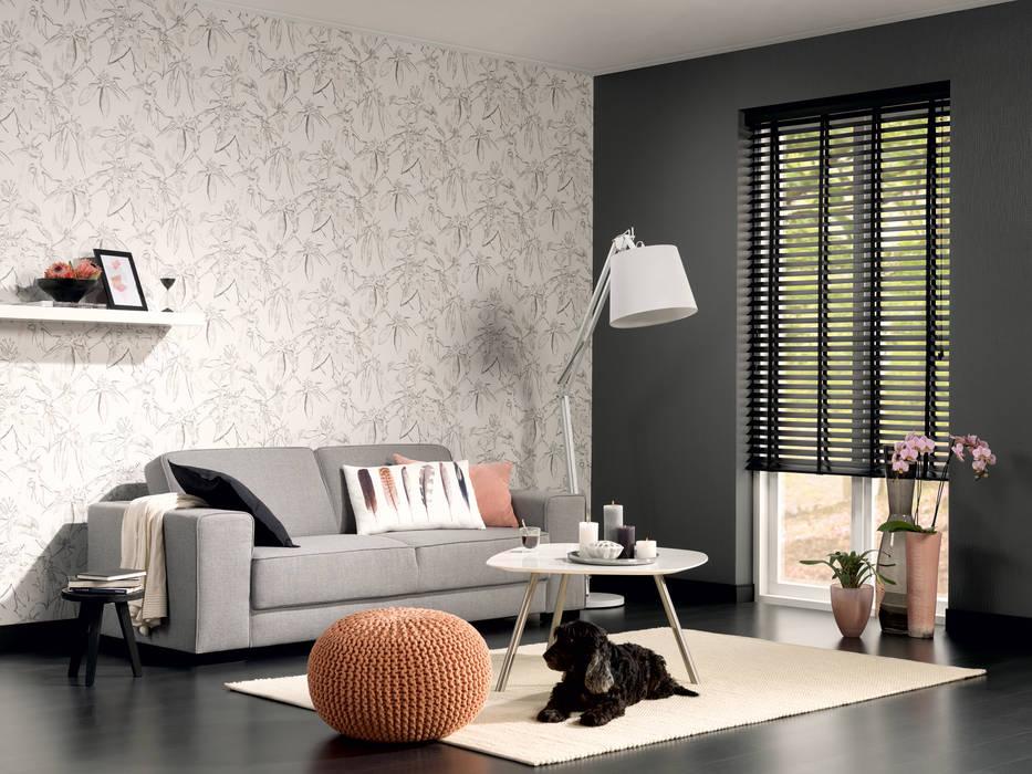 Majestic Vliestapete 960061 Moderne Wände & Böden von tapetenshop.de Modern