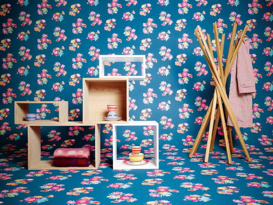 Olily Atelier Murs & Sols modernes par tapetenshop.de Moderne