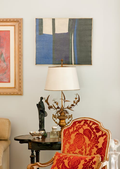 Allan Malouf Arquitetura e Interiores Living room