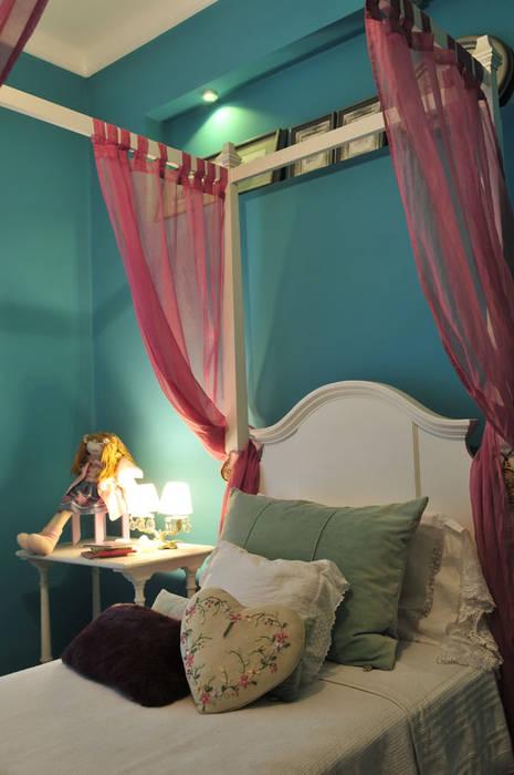 Encuentro Modern style bedroom by Estudio Moron Saad Modern