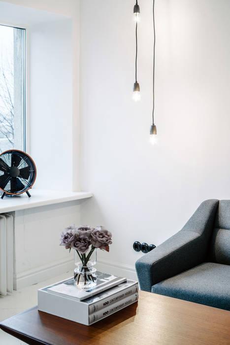 Design Meets Vintage Wohnzimmer Im Retro Look Wohnzimmer Von