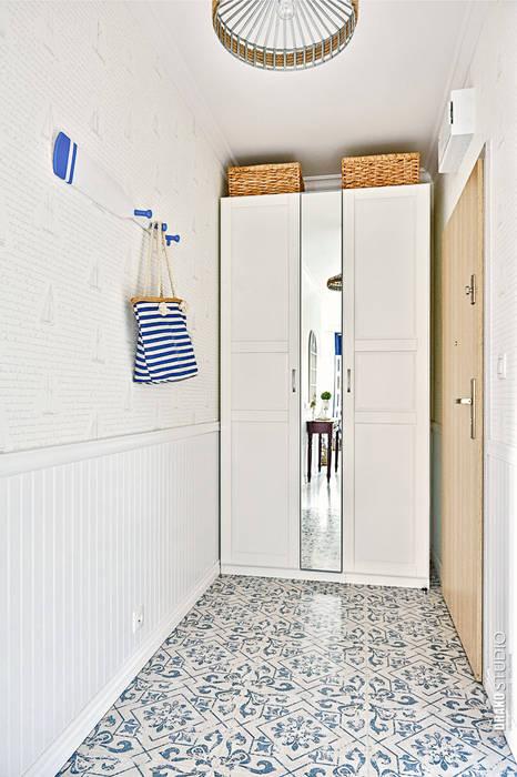 Apartament Błonia Hamptons Styl W Kategorii Korytarz