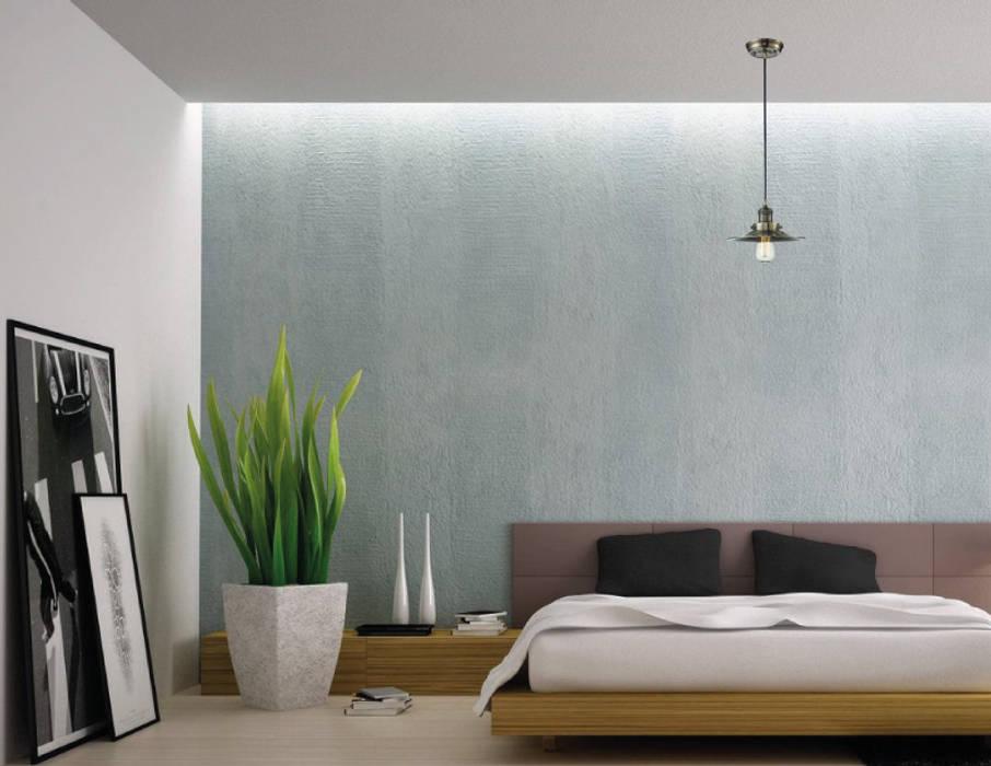 Class Iluminación Cuartos de estilo minimalista