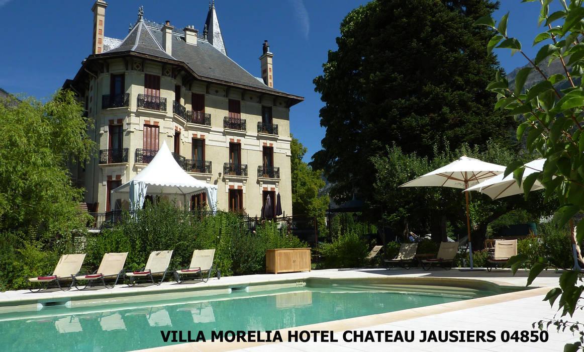 Hotel villa Morélia : Hôtels de style  par ADD