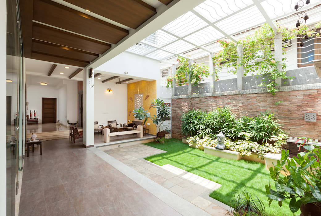 Moderne Wohnzimmer von Prabu Shankar Photography Modern