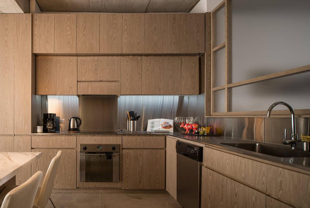 Apartamento Rubiano: Cocinas de estilo  por MEMA Arquitectos