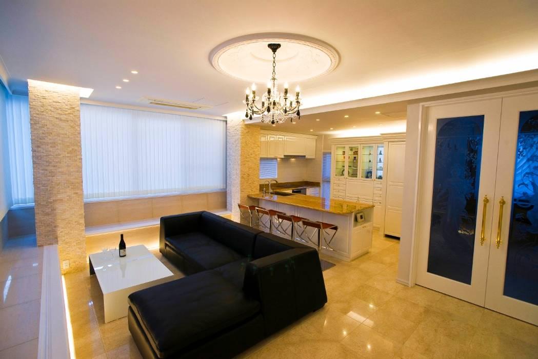 Salas de estilo clásico de QUALIA Clásico