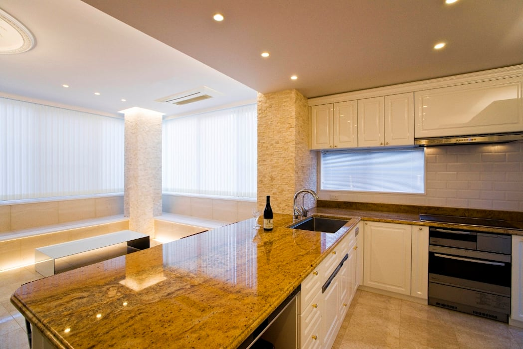 Kitchen by QUALIA, Classic