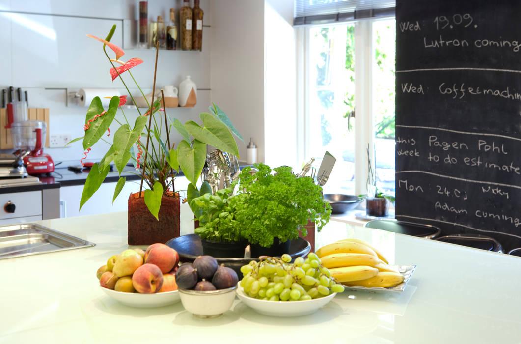 KSR Architects | Compton Avenue | Kitchen Cuisine moderne par KSR Architects Moderne