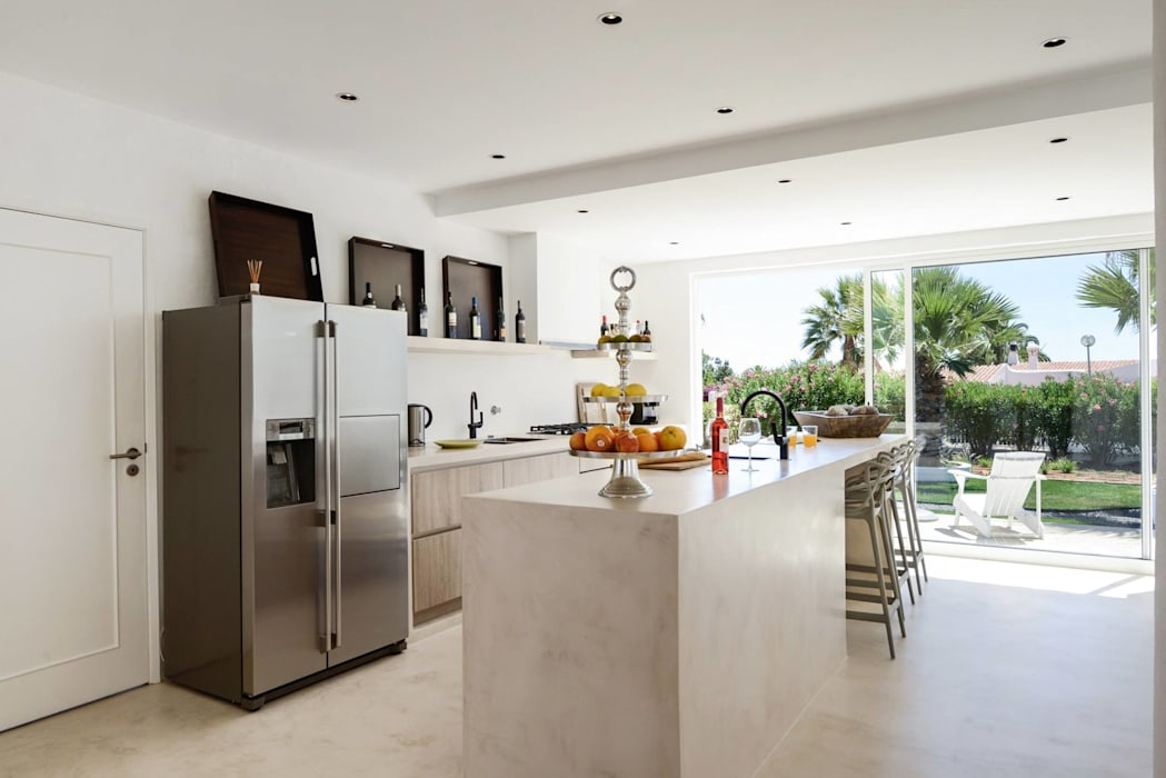 Kitchen by homify, Mediterranean