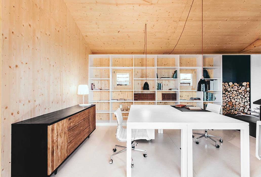 Modern Çalışma Odası dom arquitectura Modern