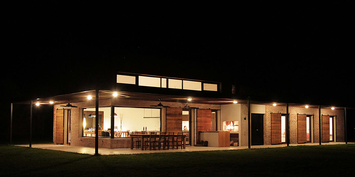 Houses by BAM! arquitectura,