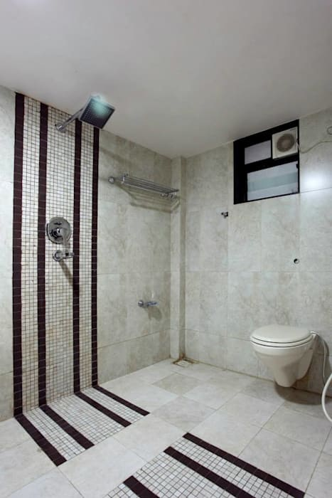 homify Ванная комната в стиле модерн