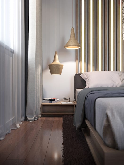 Shevchenko_Nikolay Modern Bedroom