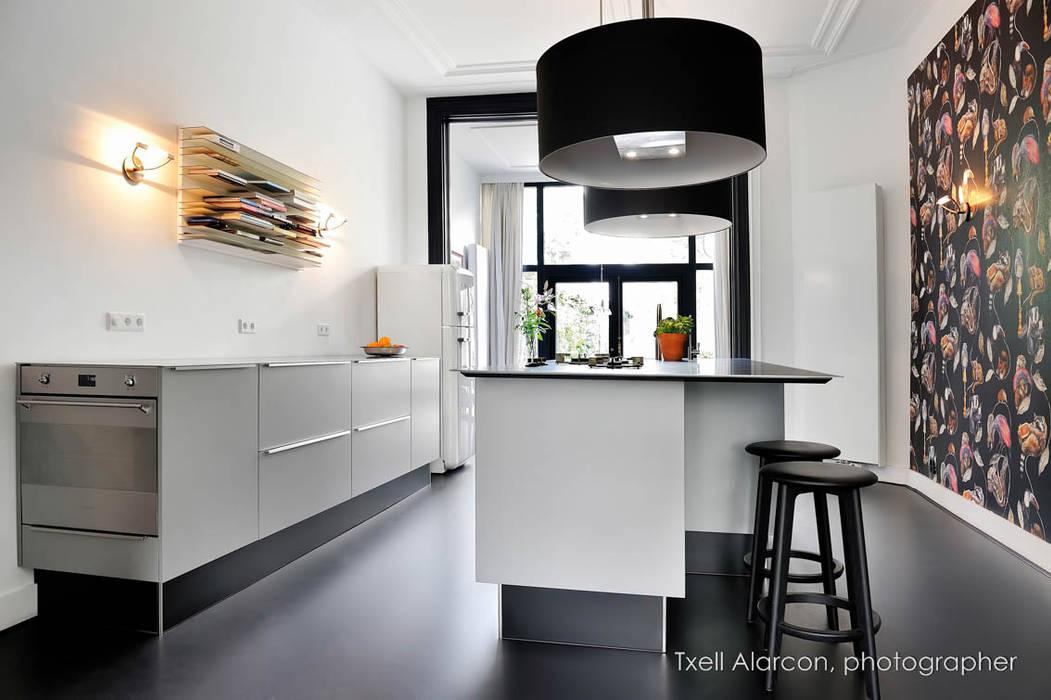 Devies Cook Company Txell Alarcon KitchenCabinets & shelves