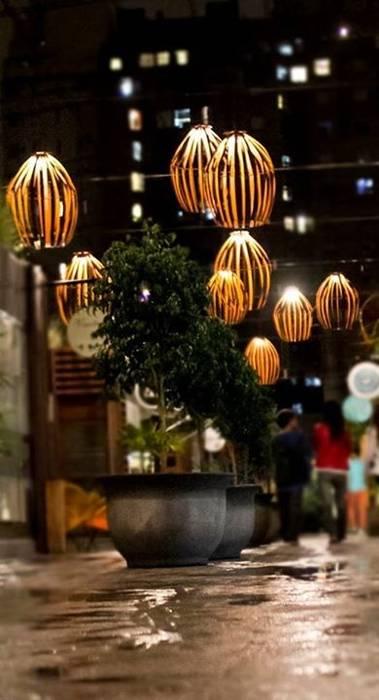 Vivero Güemes Galerías y espacios comerciales de estilo moderno de vivero guemes Moderno