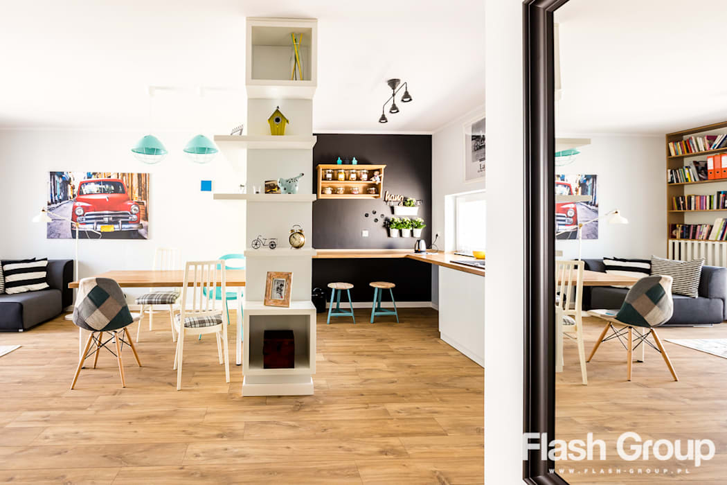 Ausgefallene Küchen von dekoratorka.pl Ausgefallen