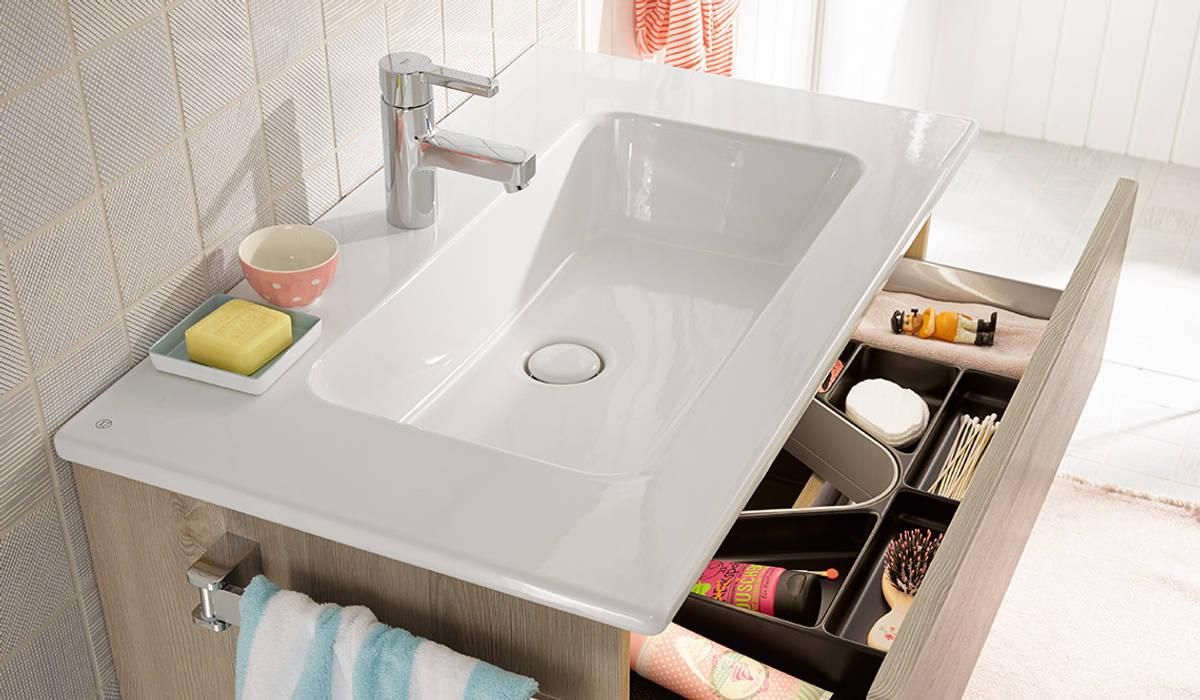 Burgbad bel. keramik-waschtisch.: badezimmer von nexus product ...