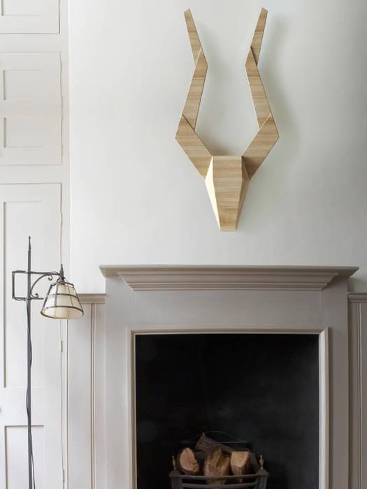 Iwona Kosicka Design Walls & flooringWall tattoos Wood