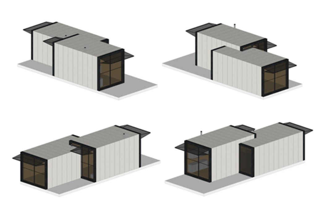 мінімалістський  by ASVS Arquitectos Associados, Мінімалістичний