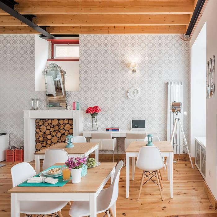 Hotel Modern Oleh White Glam Modern