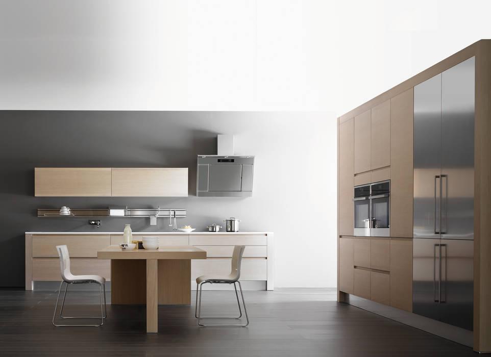 Diseño de Cocina Métrica: Cocinas de estilo  por ARCE FLORIDA